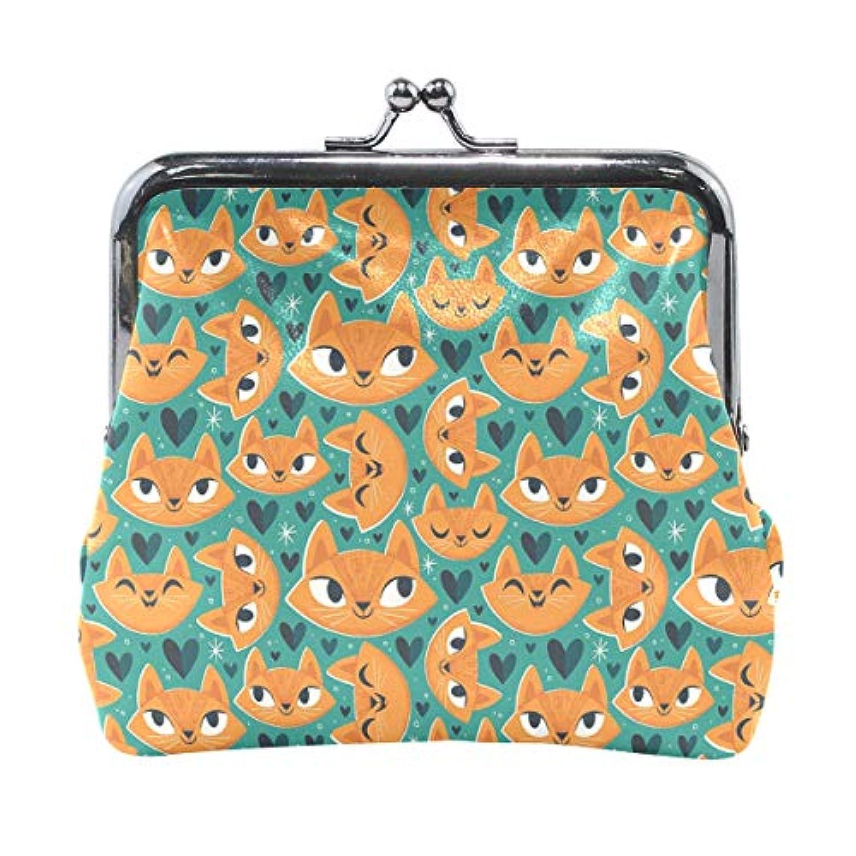 がま口 小銭入れ 財布 かわいい猫 コインケース レザー製 丸形 軽量 人気 おしゃれ プレゼント ギフト 雑貨