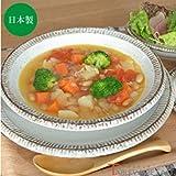 テーブルウェアイースト (渕錆粉引) スープボウル