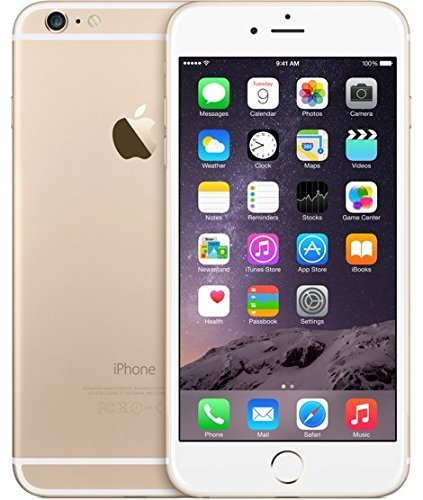 Apple iPhone 6 Plus 64GB ゴールド 【softbank 白ロム】MGAH2J