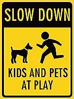 遊びで子供のペットを遅くする高強度グレードのサイン男性のプライベートスペースの壁の装飾