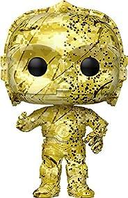 POP! スター・ウォーズ C-3PO (フューチュラ版) ノンスケールフィギュア