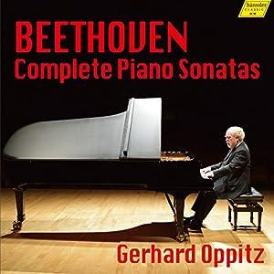 ベートーヴェン : ピアノ・ソナタ全集 (Beethoven : Complete Piano Sonatas / Gerhard Oppitz) [9CD] [輸入盤] [日本語帯・解説付]