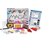 [テムズ ? コスモス]Thames & Kosmos Magic: Silver Edition Playset with 100 Tricks 698225 [並行輸入品]