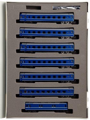 TOMIX Nゲージ 92814 24系24形特急寝台客車7両セット