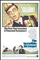 The Incredible Mr。Limpet映画ポスター27x 40インチ–69cm x 102cm (1964) スタイルB–(ドン・ノッツ) (ジャックWeston) (キャロル・クック) (アンドリュー・Duggan) (ラリー・キーティング) (Elizabeth McRae)