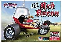 アトランティスモデル 1/32 リル・レッドバロン・ショーロッド トム・ダニエル(スナップキット) プラスチックモデルキット AMCM6650