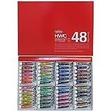 ホルベイン  透明水彩絵具 48色セット W409 5ml(2号)