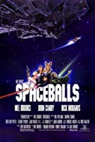 Spaceballs POSTER Movie (27 x 40 Inches - 69cm x 102cm) (1987) by Decorative Wall Poster