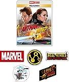 【Amazon.co.jp限定】アントマン&ワスプ MovieNEX ステッカー5枚セット [Blu-ray]