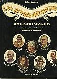 Les grands detectives : sept enquêtes originales