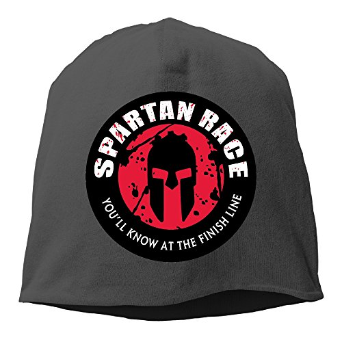 Slouch Beanie Spartan Raceロゴ
