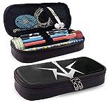 コードギアス 反逆のルルーシュ プラチナ スタイル ロゴ 大容量 軽量 ペンケース おしゃれ 筆箱 高校生?ふでばこ 化粧品の袋