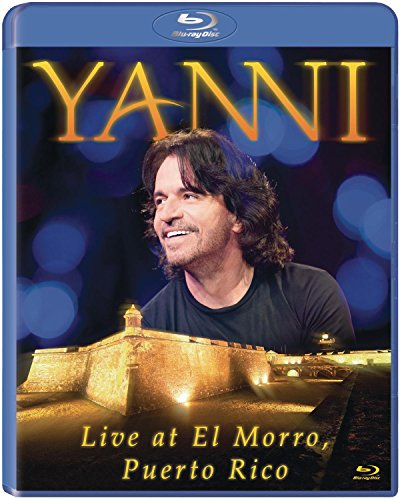 Yanni: Live at El Morro Puerto Rico [Blu-ray] [Import]