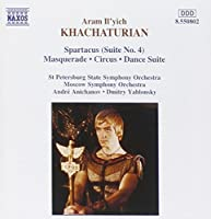 Spartacus by KHACHATURIAN (1996-12-17)