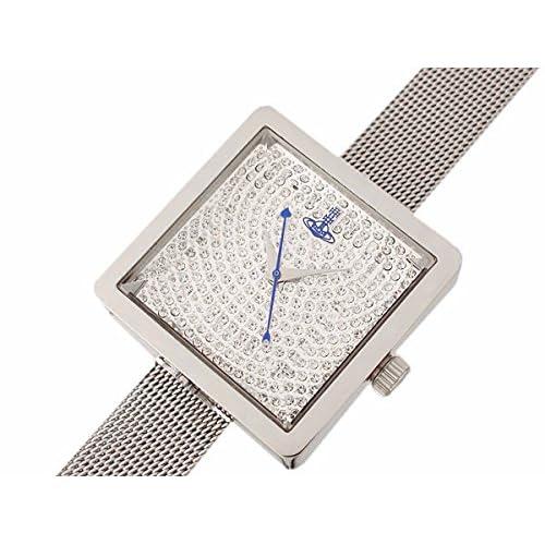 ヴィヴィアン ウエストウッド VIVIENNE WESTWOOD クオーツ レディース 腕時計 VV053SLSL[並行輸入]