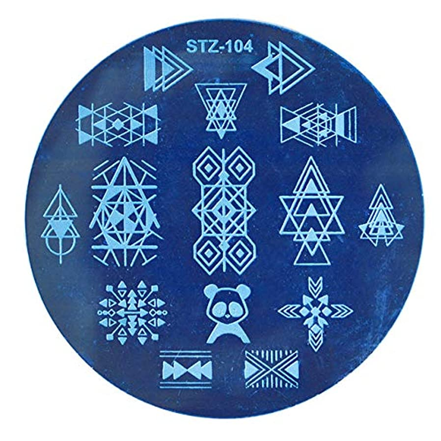慈悲深い定期的に壊すSUKTI&XIAO ネイルステッカー ネイルツールブルーフィルム塗装印刷テンプレート高品質マニキュア印刷ラウンドプレート