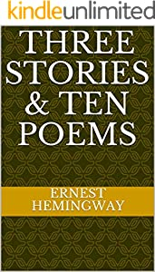 Three Stories & Ten Poems (English Edition)