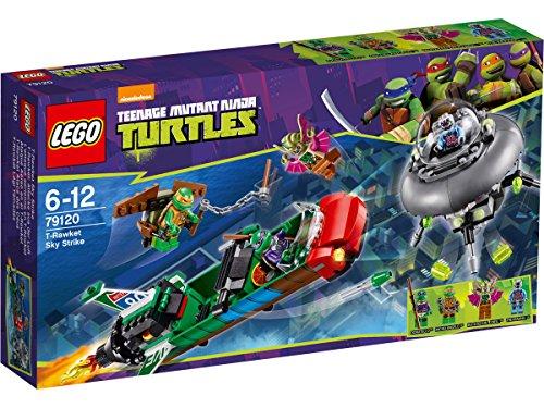 レゴ (LEGO) ミュータント タートルズ Tロケットの空中攻撃 79120