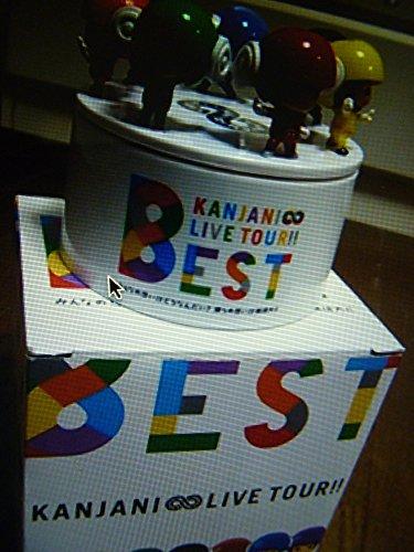 オルゴール ★ 関ジャニ∞ 2012 「KANJANI∞ LIVE TOUR!! 8EST〜みんなの想いはどうなんだい?」