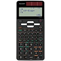 シャープ 関数電卓 ピタゴラス スタンダードモデル EL-509T-WX(ホワイト)