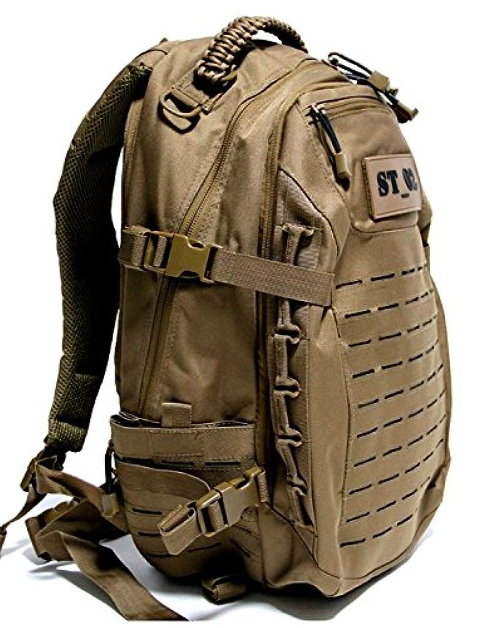 鉱夫ラベ遅らせる101INC ミリタリー コンバット リュック CORDURA ST_02 / 25L バックパック 鞄