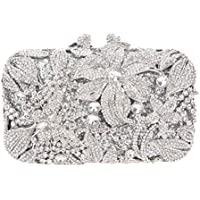 Fawziya Butterfly Purse And Floral Clutch Bags Branded Handbags