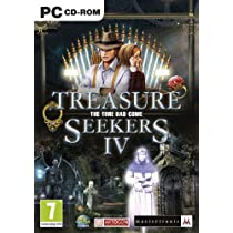 Treasure Seekers IV: The Time Has Come (PC) (輸入版)