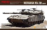 """MENGモデル #MTS-001 1/35 イスラエル主力戦車 メルカバ Mk.3D 初期型 Dor Daled(ドル・ダレッド)IDF """"MERKAVA  Mk.3D"""" EARLY (プラモデルキット)"""