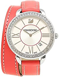 8096fe11f698 SWAROVSKI (スワロフスキー)スワロフスキー 時計 SWAROVSKI 5095942 AILA DAY DOUBLE TOUR BERRY  レディース腕時計ウォッチ