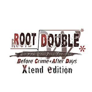 ルートダブル~Before Crime After Days~Xtend edition (通常版) - PS3