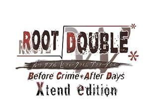 ルートダブル~Before Crime After Days~Xtend edition (限定版) (ドラマCD2枚組 同梱)