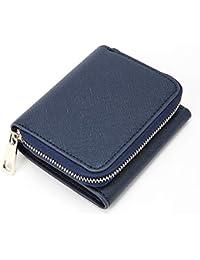 [ターニング]三つ折り財布 の 小さい財布/お札 も カード も 収納できる 大容量 で コンパクト な ミニ財布