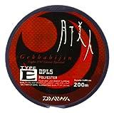 ダイワ(Daiwa) エステルライン 月下美人 TYPE-E 200m 0.25号 1.25lb クリアー