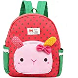 Little-Sweet Kid Toddler Backpack Baby Boys Girls Pre School Bags Cute Cartoon Backpacks for Children 1-5 Years Old