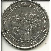 $ 1シルバーCityトークンコインラスベガスネバダ州Obsolete