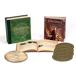The Lord Of The Rings: The Return Of The King - The Complete Recordings (4CD+Blu-Ray)