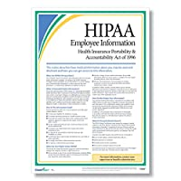 ComplyRight HIPAA従業員情報ポスター17x 24