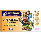 【第2類医薬品】トラベルミン ファミリー 6錠 ×5