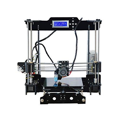 Kingfrog P802MA高精度大判印刷サイズPrusa i3 3DプリンターDIY自己組立(自動レベリングセンサー)