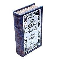 ブック型収納ボックス BOOK BOX ミラータイプ 28478