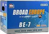BROAD(ブロード) 輸入車用バッテリー BROAD-EUROPE BE-7(57412)