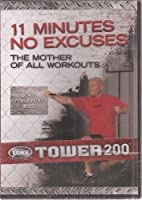 Jakes Tower 200: 11 Minutes No Excuses by Body By Jake Global LLC [並行輸入品]