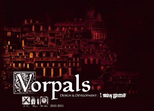 ヴォーパルス (Vorpals):カバーアート