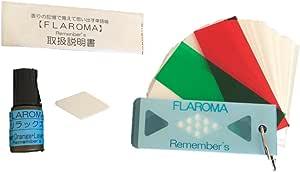 ㈱タイラ FLAROMA(フラロマ) アロマ付単語帳 リラックス FLAROMA-B