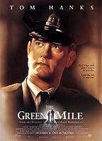 グリーンマイル映画ポスター11x 17マスター印刷マイケル・クラーク・ダンカントム・ハンクス