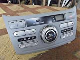 トヨタ 純正 ヴォクシー R60系 《 AZR65G 》 エアコンスイッチパネル P10500-17012118