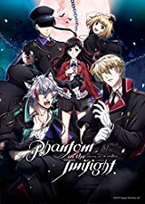 アニメ「Phantom in the Twilight」BD全4巻の予約開始