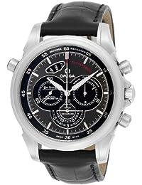 [オメガ]OMEGA 腕時計 デ・ビルコアクシャルラトラパンテ グレー文字盤 コーアクシャル自動巻 クロノグラフ デイト 100M防水 422.13.44.51.06.001 メンズ 【並行輸入品】