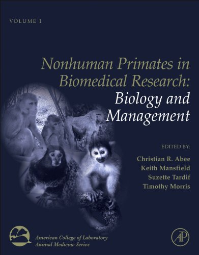 Download Nonhuman Primates in Biomedical Research, Volume 1, Second Edition: Biology and Management (American College of Laboratory Animal Medicine) 0123813654