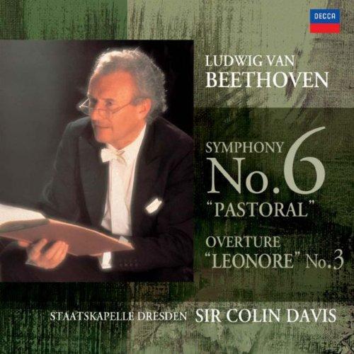 ベートーヴェン:交響曲第6番・レオノ-レ第3番